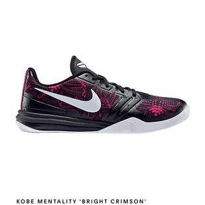 Kobe Bryant Crimson Red 8s